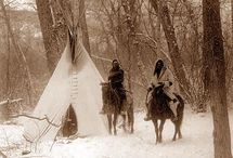 native americans / by Ron Moyers