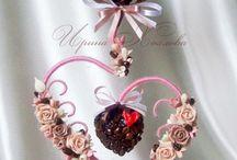dekoracje hand made