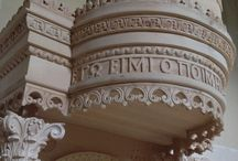 Orthodox Wood Carved Articles / Wood Carved Articles for the Church we offer