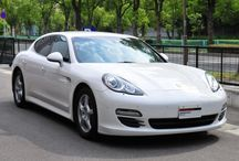 Porsche Panamera / 年式 2011 シフト 7速 ハンドル R 初度登録 平成22年9月 排気量 3,600cc 走行距離 48,900 車検期限 平成27年9月 ミッション PDK 修復歴 なし カラー(外装) キャララホワイト カラー(内装) ブラック  装備オプション PASM スポーツクロノパッケージ フロアマット プライバシーガラス