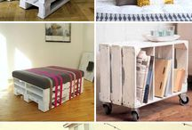 Furniture DIY / by Raelee Turner