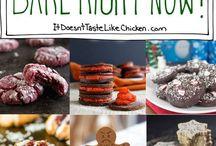 Vegan Biscuits/Desserts