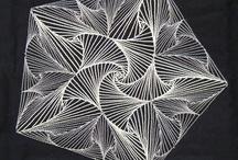 Art & Illustration: Doodles / #Art #Illustration #Design #Doodle Art #Zentangles / by Motley Crafter