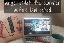 Law School Binge Watch