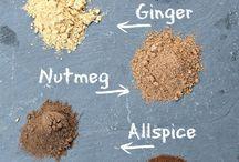 Seasonings and mixes