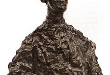 Alberto Giacometti / Beelden / tekeningen