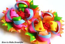 Bows & Hair Decorations