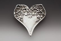 Silverware jewelry / by Julie Davis