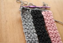 Crochet - Cowls and Scarves