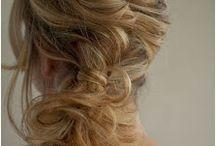 Cert III look book long hair 1 / Twists