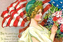 Vintage Fourth Of July Images