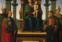 Perugino / Pietro Vannucci, pietro vannucci detto il perugino, il perugino, perugino