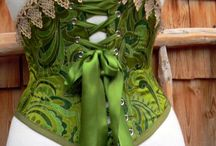 Corset How-To & Inspiration / by Laura Jenkins Reffett Design