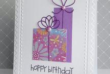 Carte cadeaux anniv