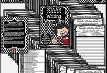 Writing Warm Ups / Writing prompts to start class