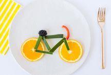 Yiyecek/İçecek Sunumları / Sevdiklerinize ikramlarınızda uygulayabileceğiniz şık / sevimli yiyecek ve içecek sunumları