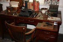 Desks, etc. / by Michelle Marie