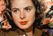 Ingrid Bergman / by Erna Peters