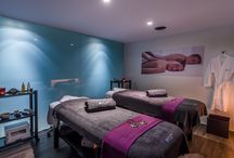 ORLOFF SPA AT LIFE GALLERY / a hotel spa located in the Northern suburb of Athens in Ekali in the middle of the pine forest, managed by Orloff Spa Experts