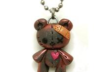Bear charms