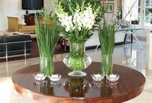 Flores e Vasos
