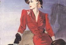 Vogue Pattern Book / Vogue Pattern Book from all countries. (#vogue) (#voguepattern)
