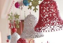 Christmas decor / by Ruth Ann Sletten