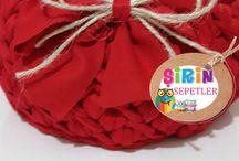 Sirin Sepetler / Her renk ve ebatta sepet siparişi alınır. İletişim:facebook.com/sirinsepetler/ Whatsapp:0 507 258 7673