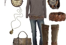 Fall '13 style / by Michelle Palmgren