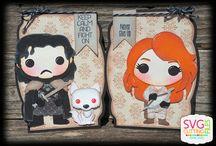 Game of Thrones 1st Annual Mini Blog Hop