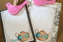 Crafty Girl / Gettin' crafty, dontchyaknow. http://www.molliecoxbryan.com