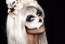 Sugar Skull Make-up