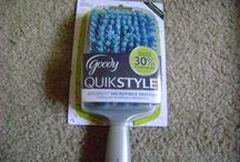 Good Hair Day / Thanks to influenster I got this awesome brush! :)