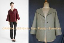 MY SEWING / Sewing Tutorials, Sewing Patterns, and more... / by Paco Peralta