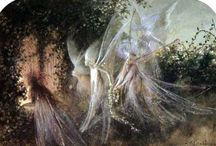 Fae / Wee Folk and thee oh their Realms.