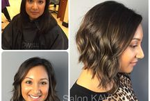 Natural color / Natural looking color and highlights by KAVI artists