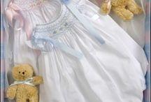 Fashion - Smocking,Heirloom Dress
