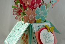 Card Making - 3D Projects / Ideas for Pop-Up Cards