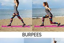 ~ Exercise regimes & Fitness ~