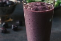 smoothie drinks / by Suzanne Athey