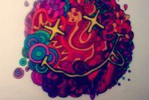 Mis Dibujos / Cosas que he hecho :3