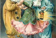 carnevale cartoline