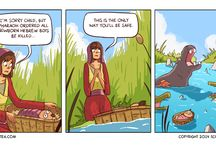 Comics are serious fun / Comics are a superior art form