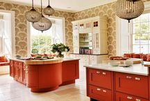 Therapeutic Kitchen Colors Schemes