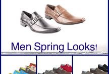 Men Spring 14 lifestyle Shoes. / men's casual latest spring 14 collection @ COCO SHOES
