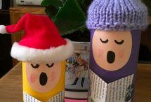 Christhmas... Ilustraciones navideñas...