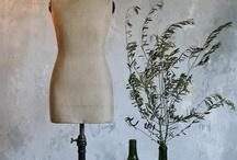 Quilt mannequins / by Pat Sloan