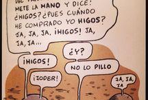 Humor ajeno / Humor de otros ;)
