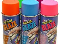 Plasti Dip Products / Kinds and colors of dip / by MotoDips