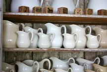 I love a jug! / All kinds of jugs